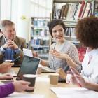 Teacher-Staff-Discussion