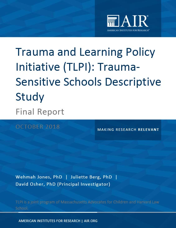 TLPI Descriptive Study - American Institutes for Research