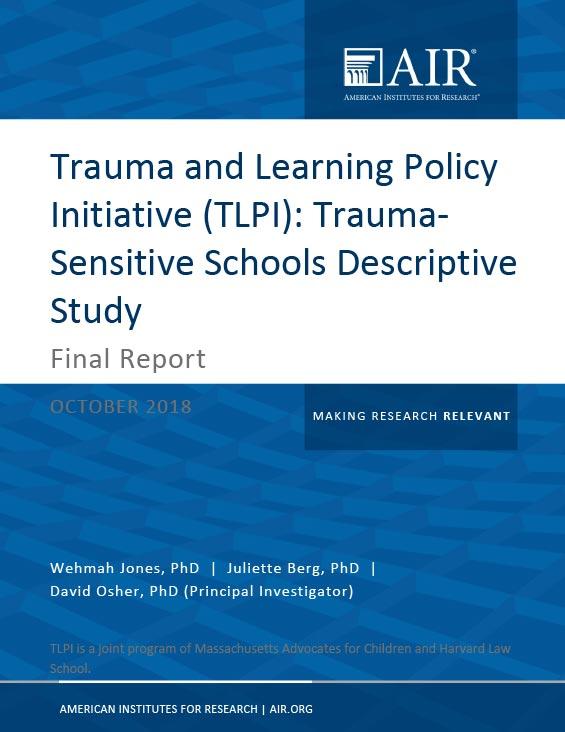 TLPI Descriptive Study - American Institutes for Research