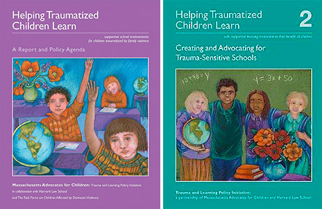Helping Traumatized Children Learn publications